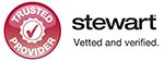 Stewart Trusted Provider -- Vetted and verified